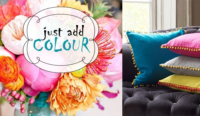 10 ways to decorate with colour