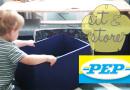 PEP Home Inspired #1: storage box seat