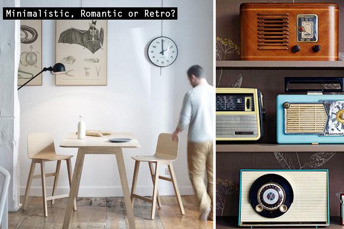 Find your unique decor style