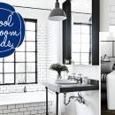 Trend alert: Ten fresh bathroom trends
