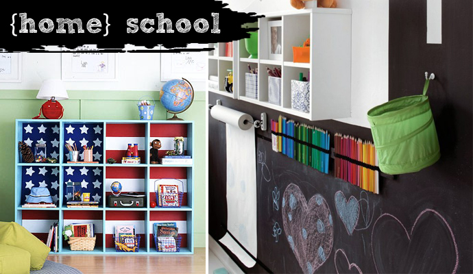 7 Steps to a Home School Environment