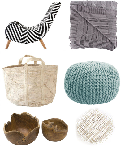 Local Shopping For Textured Decor Accessories Homeology