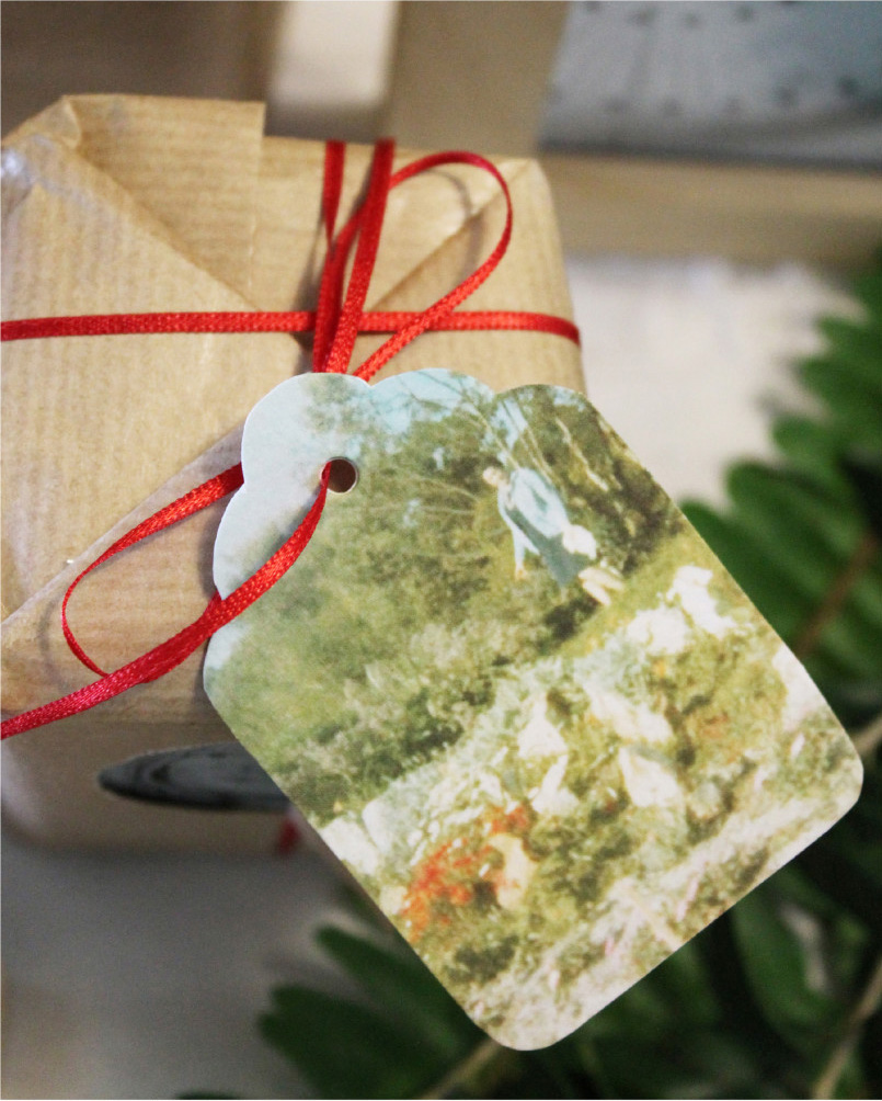 Free Vintage Gift Tags