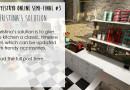 Stylstryd ONLINE Semi Final #3: Christina's Solution