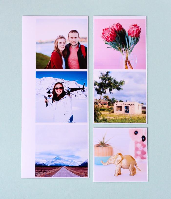 Instagram Photo Magnets DIY