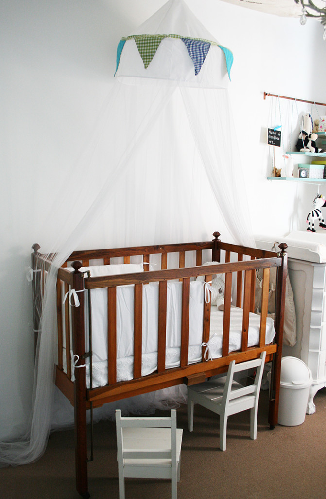 home tour nursery