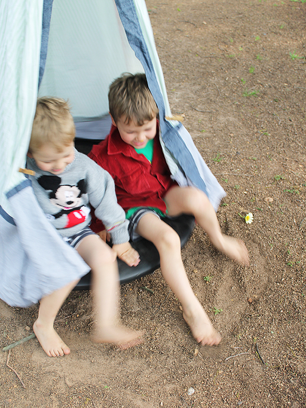 indoor camping kids winter activities