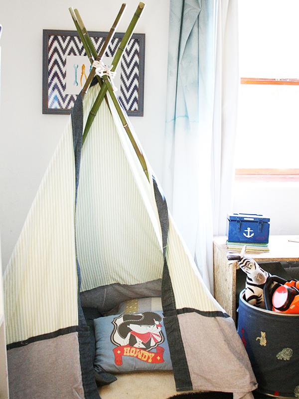 Indoor Camping – Winter Holiday Fun