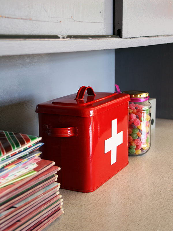 Prominent Paints: A classroom make-over project
