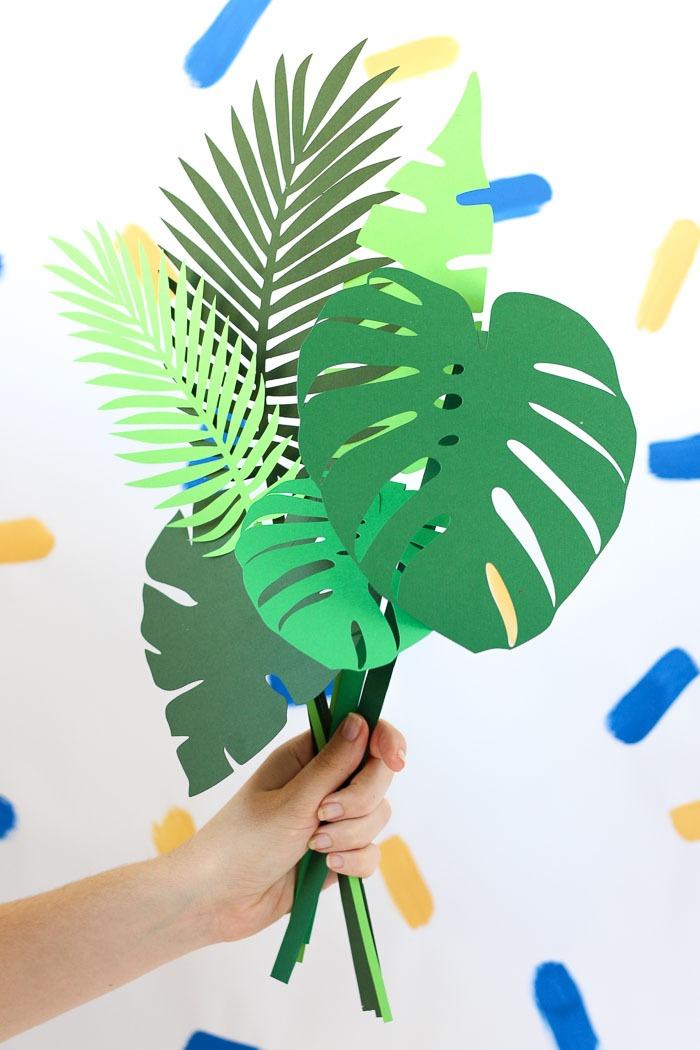 Tropical Craft Paper