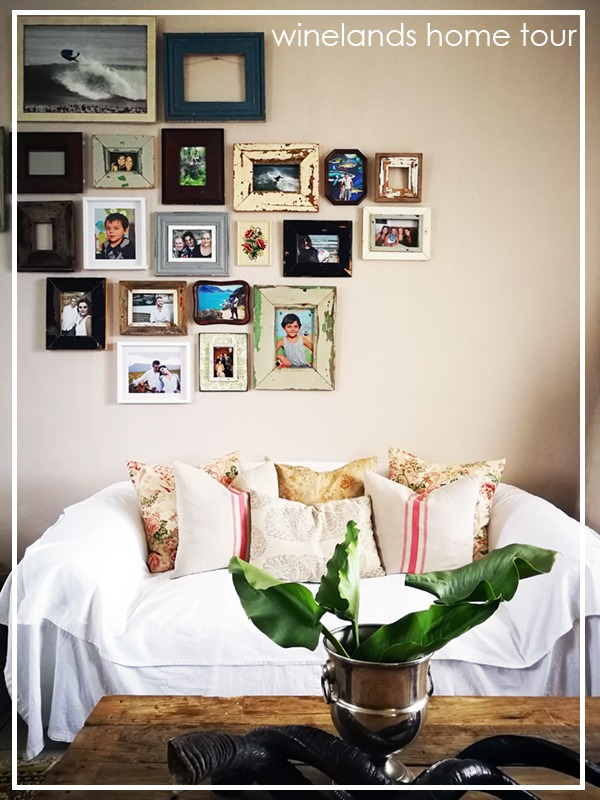 Home Tour: See the Wilkinson's Vintage Farmhouse with a French Twist