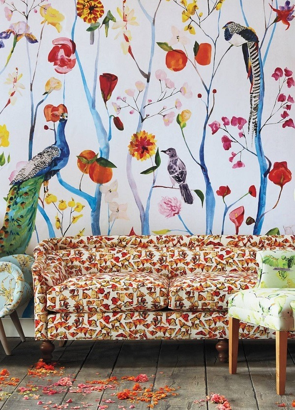 What is the best way to mix prints like a pro in your home?