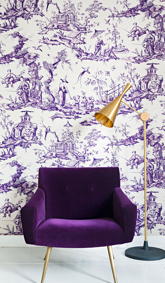 10 Gorgeous ways to bring ultraviolet home this year