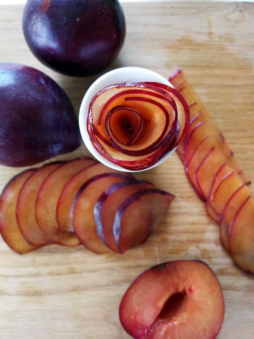 fruit tart intructions