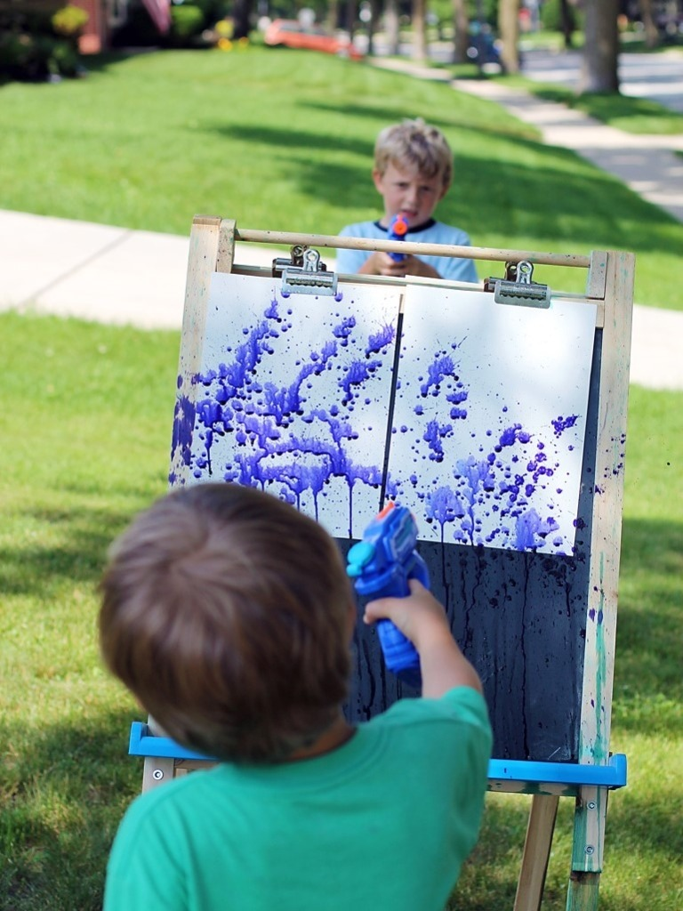 Useful DIY ideas for your children in Summer
