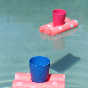 Floating Drinks Holder: Fun Summer DIY